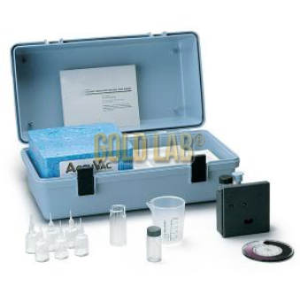 KIT ACCUVAC PARA OD 0.2 A 15 MG/L