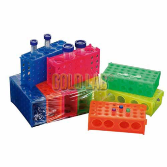 RACK QUATRO FACES RETANGULAR TUBOS 32X0,5/32X 0,6/32X1,5/32X2,0/12X15/4X50ML